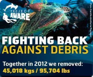Dive Against Debrs