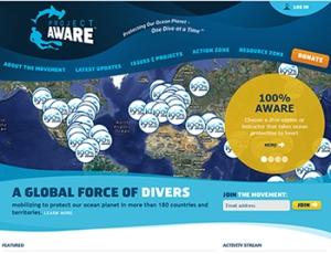 ProjectAWAREweb