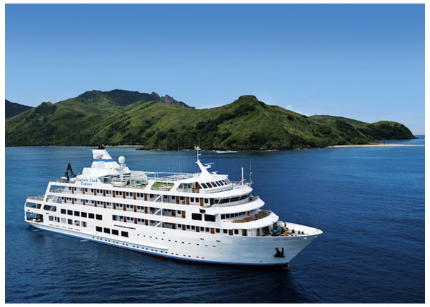 Captain Cook Cruises Padi Pros Oceania