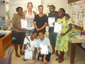 Transparency Vanuatu _ EFR Instructors and participants 19.6