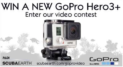 ScubaEarth Go Pro contest