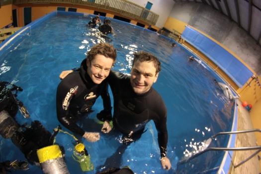 Dive Otago Finathon