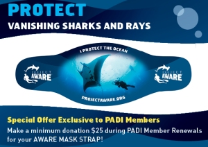 PADI Member Renewals Offer 2015 AP