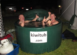 24 Hour Dive hottub