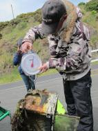 Weighing Rubbish - Tom (2)