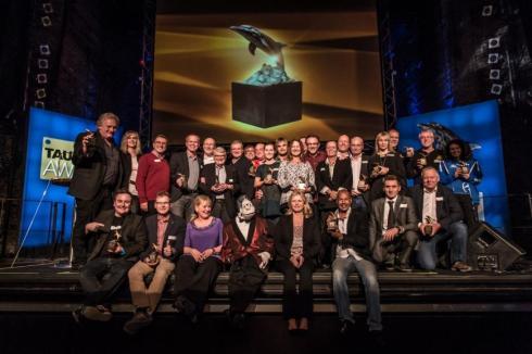 Tauchen Award 2015 Winners