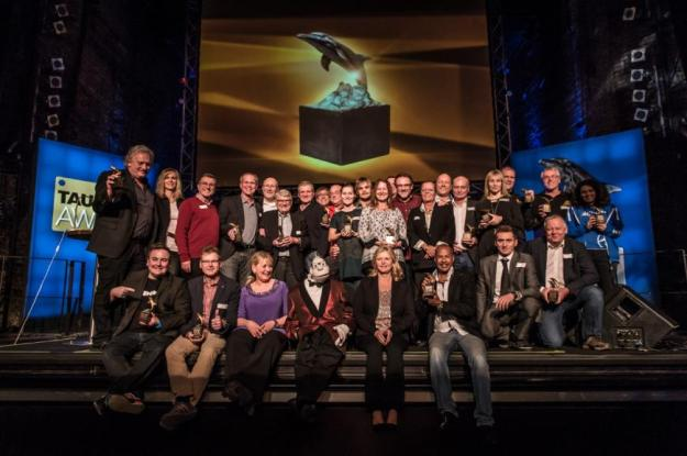 Tauchen Award 2015 Winners
