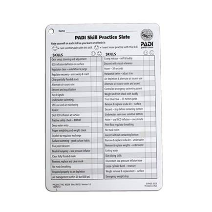 Sales page 4 padi pros south east asia student planner slate 2 fandeluxe Images