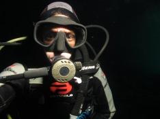 Claire Underwater