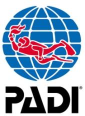 PADI LogoVertColor