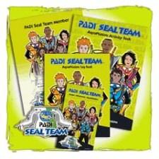 PADI Seal Team Materials
