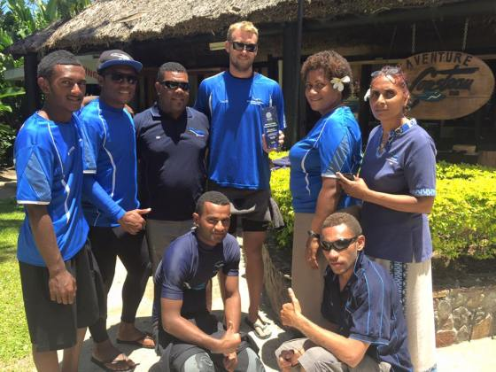 Jean Michel Cousteau Resort Fiji celebrating 20 years of Outstanding service