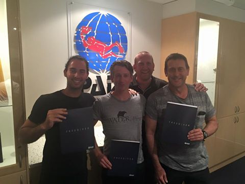PADI Freediver Instructor Orientation