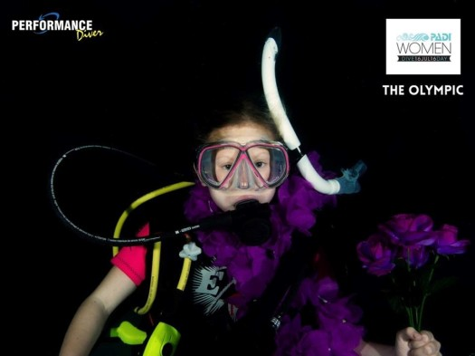 Performance Diver - New Zealand 2
