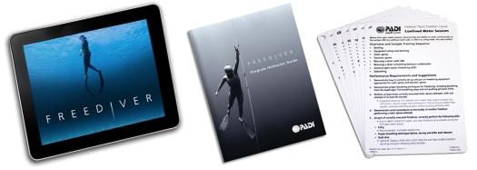 padi-freediver-material