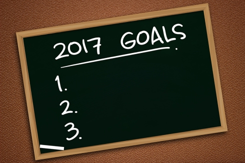 Setting Goals for 2017
