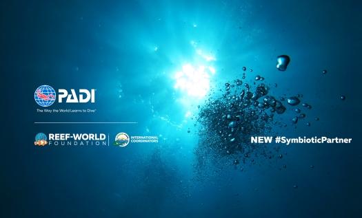 PADI_ Green Fin- Reef World Foundation - Partnership